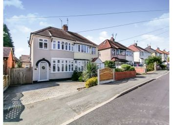 3 bed semi-detached house for sale in Lynton Avenue, Tettenhall, Wolverhampton WV6