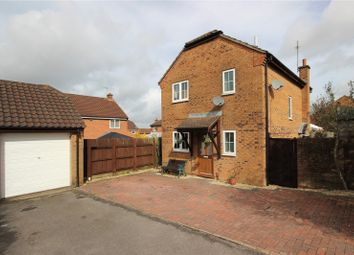 Thumbnail 3 bed detached house for sale in Huckley Way, Bradley Stoke, Bristol