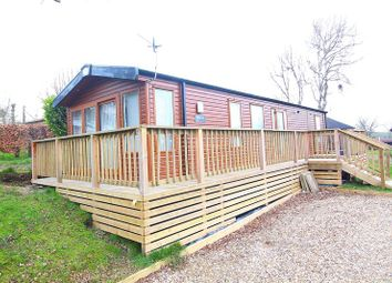 Thumbnail 2 bed detached bungalow for sale in Applegrove Lodges, Burniston, Scarborough