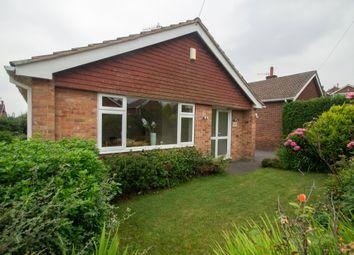 Thumbnail 2 bed detached bungalow for sale in Houston Close, Rise Park, Nottingham
