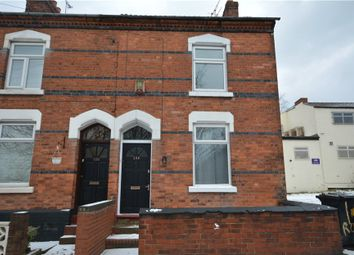 Thumbnail 2 bed terraced house for sale in Meredith Street, Crewe, Cheshire