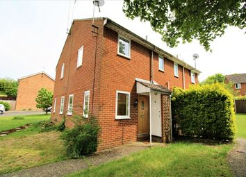 Thumbnail 1 bed terraced house to rent in Rembrandt Close, Black Dam, Basingstoke