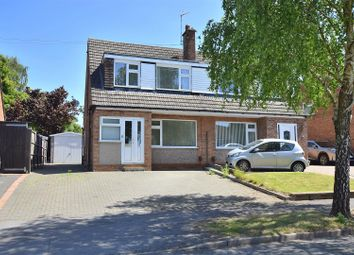 Thumbnail 3 bed semi-detached house for sale in Buttermere Drive, Allestree, Derby