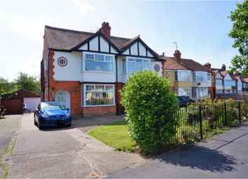 Thumbnail 3 bed semi-detached house for sale in Bellfield Avenue, Hull