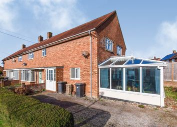 Thumbnail 2 bed end terrace house for sale in Swan Road, Hailsham