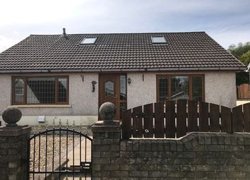 Thumbnail 4 bedroom bungalow for sale in Stonebridge Road, Rassau, Ebbw Vale
