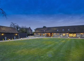 Thumbnail 6 bed detached house for sale in Common Lane, Radlett