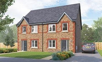 Thumbnail 3 bed semi-detached house for sale in The Lanes, Bar Lane, Knaresborough