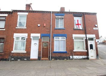 Thumbnail 2 bed terraced house to rent in Bond Street, Tunstall, Stoke-On-Trent