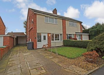 Thumbnail 3 bed semi-detached house for sale in Highwood Grove, Leeds