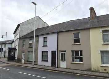 Thumbnail 3 bed terraced house to rent in High Street, Lampeter