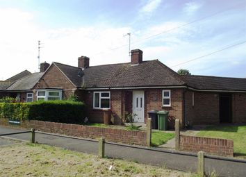 Thumbnail 1 bed bungalow to rent in Central Avenue, Dogsthorpe, Peterborough