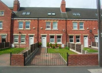 Thumbnail 3 bed town house to rent in Church Drive, Shirebrook, Mansfield
