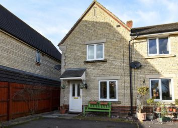 Thumbnail 3 bed end terrace house for sale in Woodpecker Close, Bicester