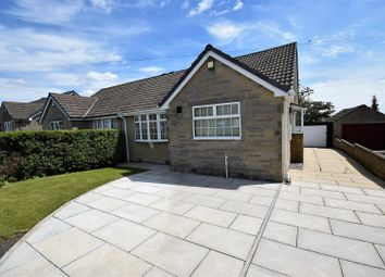 Thumbnail 2 bed semi-detached bungalow for sale in Parkway, Queensbury, Bradford