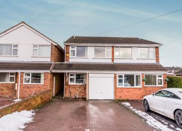 Thumbnail 3 bed semi-detached house for sale in Hednesford Road, Norton Canes, Cannock