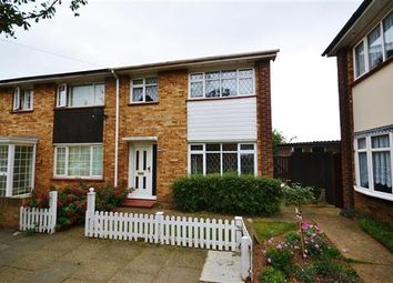 Thumbnail 3 bed end terrace house for sale in Godman Road, Grays