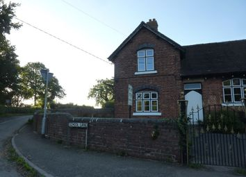 Thumbnail 2 bed cottage to rent in Woore Road, Onneley, Crewe