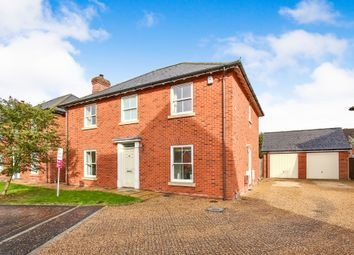 Thumbnail 4 bedroom detached house for sale in Lavare Court, Old Catton, Norwich
