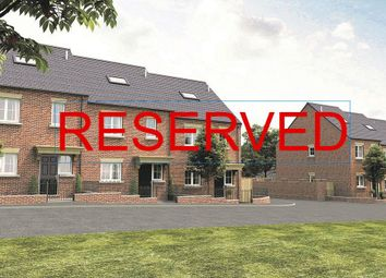 Thumbnail 3 bed town house for sale in Charles Street, Sileby, Leicestershire