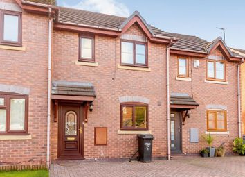 Thumbnail 3 bed terraced house for sale in Maes Alarch, Mostyn, Holywell