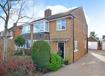 Thumbnail 3 bedroom semi-detached house for sale in St. Albans Drive, Fulwood, Sheffield