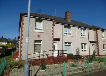Thumbnail 2 bed flat for sale in Dinart Street, Riddrie, Glasgow