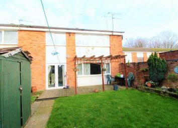 Thumbnail 4 bed end terrace house for sale in Brentwood Close, Houghton Regis, Dunstable