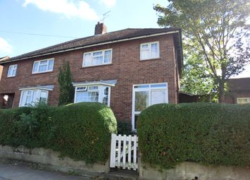 Thumbnail 3 bed semi-detached house to rent in Valley Drive, Gravesend