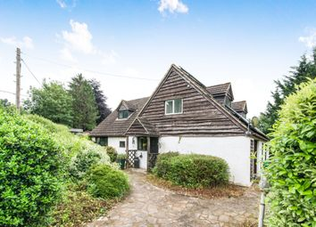 Thumbnail 3 bed detached house for sale in Upper Clatford, Andover