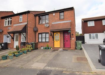 Thumbnail 1 bed maisonette for sale in Ashingdon Close, London