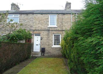 Thumbnail 2 bedroom terraced house for sale in Simpson Street, Ryton