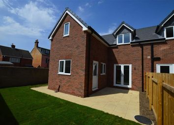 Thumbnail 3 bed end terrace house for sale in Esplanade Mews, Hornsea, East Yorkshire