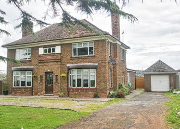 Thumbnail 4 bed detached house for sale in Bridge Road, Long Sutton, Spalding, Lincolnshire