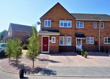 Thumbnail 3 bed semi-detached house to rent in Chartley Grove, Middlewich