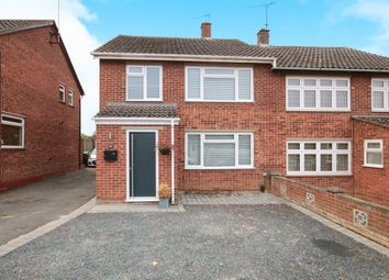 Thumbnail 3 bed semi-detached house for sale in Hyde Mead, Nazeing, Waltham Abbey