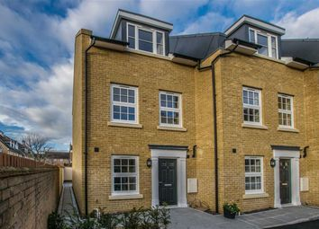 Thumbnail 4 bed town house for sale in Heverlock Gardens, Hertford, Herts