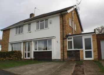 Thumbnail 4 bed semi-detached house to rent in Allendale Road, Earley, Reading