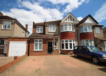 Thumbnail 6 bed semi-detached house for sale in Elm Drive, North Harrow, Harrow