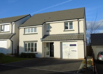 Thumbnail 4 bed detached house for sale in Badgers Brook Rise, Ystradowen, Cowbridge
