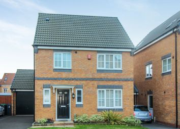 Thumbnail 3 bed detached house for sale in Lower Meadow Lane, Huthwaite, Sutton-In-Ashfield