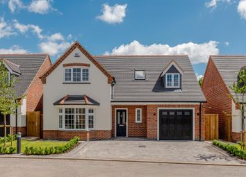 Thumbnail 4 bed detached house for sale in Plot 9, The Oaks, Corley, Coventry