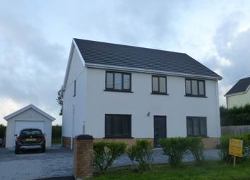 Thumbnail 4 bedroom property to rent in Cross Inn, Laugharne, Carmarthen
