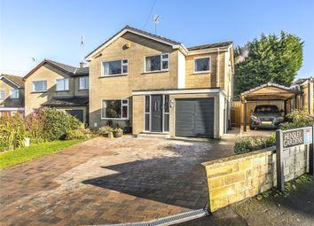 Thumbnail 4 bed detached house for sale in Hensley Gardens, Bath, Somerset