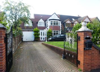 Thumbnail 3 bed detached house for sale in Stratford Road, Hall Green, Birmingham
