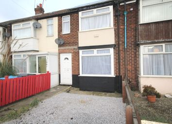 Thumbnail 2 bedroom terraced house to rent in Hedon Road, Hull