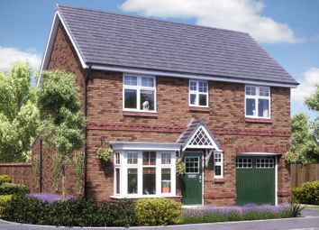 Thumbnail 3 bed detached house for sale in Ngv, Off Broadlane, Liverpool, Merseyside