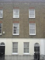Thumbnail 3 bed terraced house to rent in Dalston Lane, Hackney