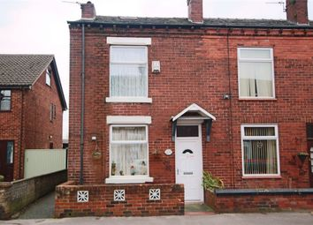 Thumbnail 2 bed end terrace house for sale in Gordon Street, Leigh, Lancashire