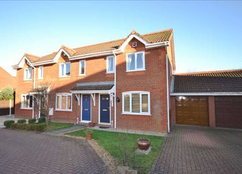 Thumbnail 3 bed mews house to rent in Olive Close, Whittle Le Woods, Chorley